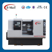 CK6150-D high precision mini metal cnc lathe / bench cnc lathe for sale from china supplier