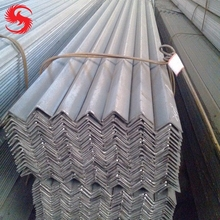 Low price hot rolled all grades standard angle iron dimensions