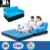 heavy-duty flocked air mattress inflatable double sofa air bed couch foldable inflatable blow up sofa bed