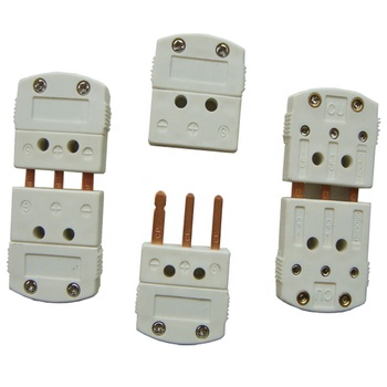 Three Pin Pt100 Connector