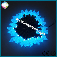 c7 holiday time christmas lights,22mm colorful led pixel light ,led holiday light