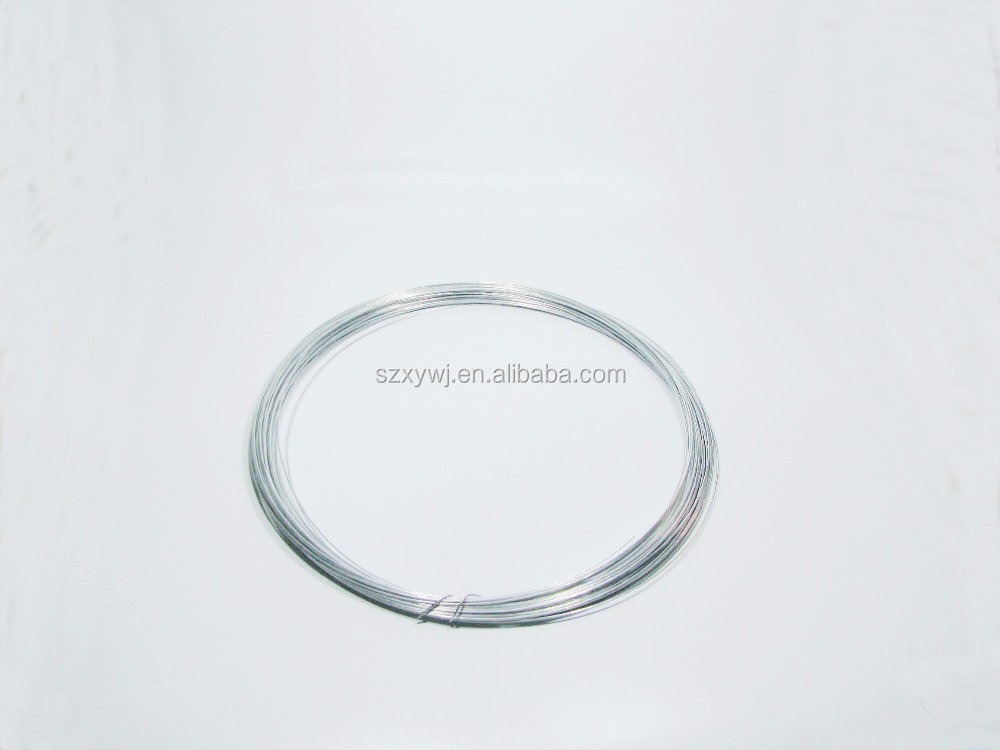High quality 0.9mm binding wire galvanised mild carbon steel wire provider