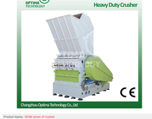 OGB series jaw crusher type Scrap Plastic Recycling Machine with Diehead No Need to Wash