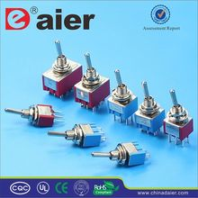 Daier power toggle switch 24v