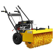 196cc 6.5HP 80cm Width Electric Start Snow Sweeper