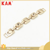 Alibaba China Fashion Shoes Accessories Gold