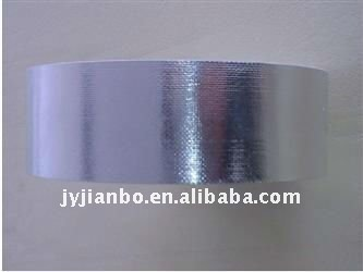 Reinforce Adhesive Glass Fiber Tape Coated Aluminium