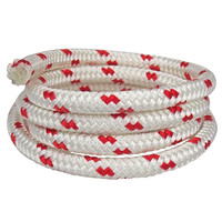 8 mm Braided PP Rope 16 strand braided Polypropylene mooring rope