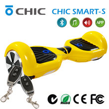 Hoverboard eletrônico INTELIGENTE CHIQUE S 300cc trike scooter
