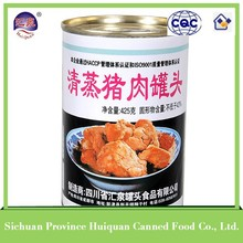 2015 hot selling canned meat