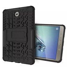 Heavy Duty Hybrid Shockproof Stand Case Cover For Samsung Galaxy TAB S2 8.0 T710