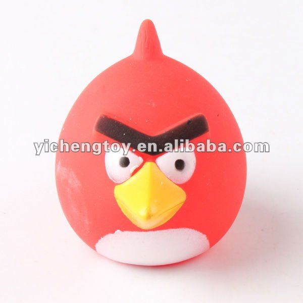 soft toys plastic bird