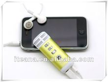2012 lastest multifunctional mobile phone microphone