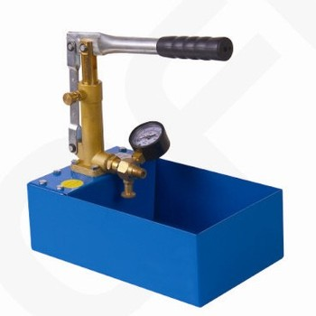 hand Testing pump with long brass pump body