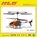 New arriving,3.5CH Metal R/C copter with gyro for sale