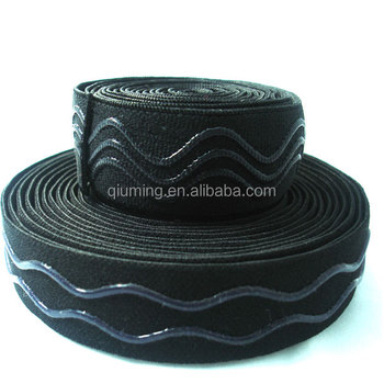 World best selling nylon material silicone elastic cord