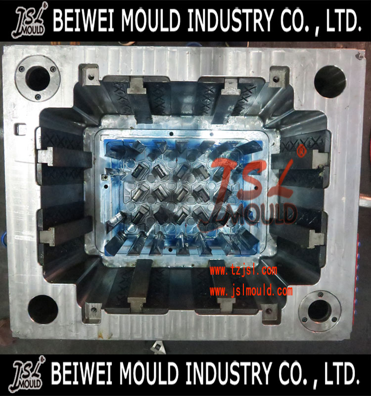 Good Price High Quality 24 Bottle Beer Crate Box Mould