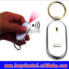 Promotional reflective keychain,solar power flashing lcd keychain