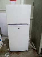 168L KONKA top freezer combi fridge double door refrigerator