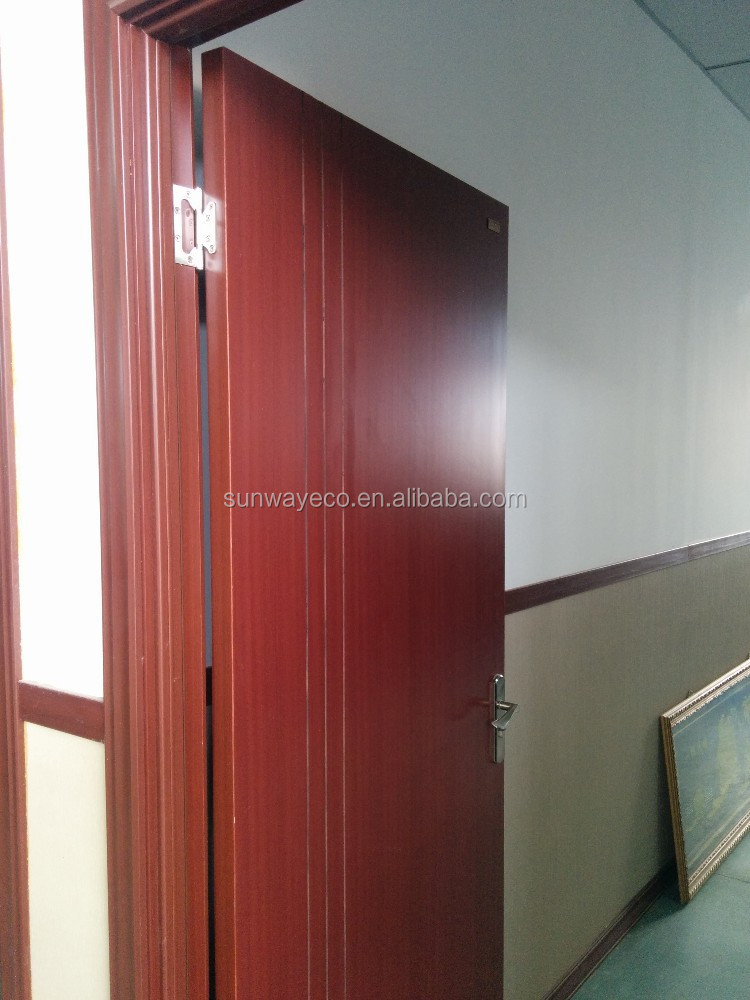 2015 new design waterproof pvc interior door buy pvc for Door design latest 2015