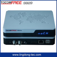 High Definition and Digital Type receivers azbox bravoo TOCOMFREE s929
