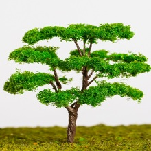 Architecture scale model for real estate with model tree,building scale architectural models (T-001)