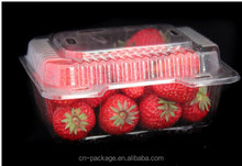 Transparent blister Packaging for fruit with air vent GZ factory