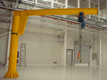 Electric jib small lifting cranes