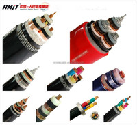 0.6/1kv 1.8/3kv Flexible Copper Conductor PVC/XLPE Innsulated Power Cable