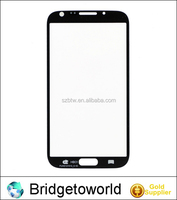 Touch Screen Front Outer Glass Panel For Samsung Galaxy Note 2 N7100