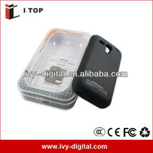 2000mAh Capacity External Backup Battery Case for Samsung Galaxy S2 i9100