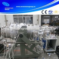 Chinese good supplier pvc tube extruison line