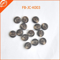 in stock four hole resin flatback button plastic shirt button