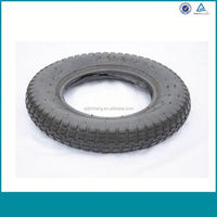 Hot Selling Rubber Tyre for Powder Coating Metal Wheelbarrow