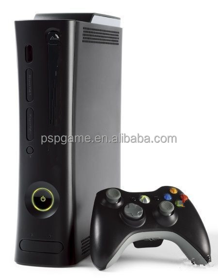 250GB video game consoles for Xbox 360