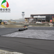 pp needle punched non woven geotextile fabric for road construction