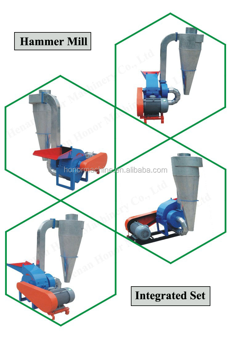 feed mill mixer small animal pellet mill small animal feed machine