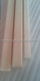 High purity Al2O3 alumina ceramic lined wear resistant pipe