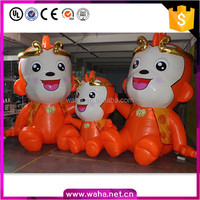 inflatable monkey for event party
