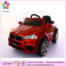 Mini Electric Motorbike Rechargeable Baby Car With 6V 4.5 A Storage Battery