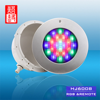Yutong Remote Control Pool Light, PAR 56 LED Swimming Pool Lights