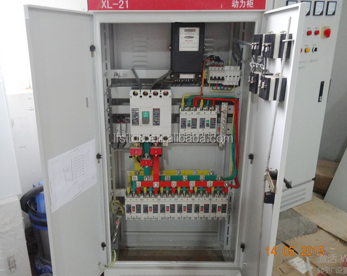 XL-21 type AC L.V. Industrial production Power Distribution board Box
