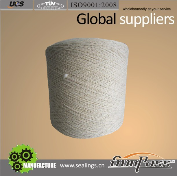 Made in China Expanded Teflon Cotton Yarn Price