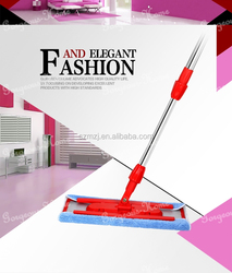 ISO Certificate High Quality Standard Fast Delivery microfiber flat floor cleaning mops Wholesaler from China