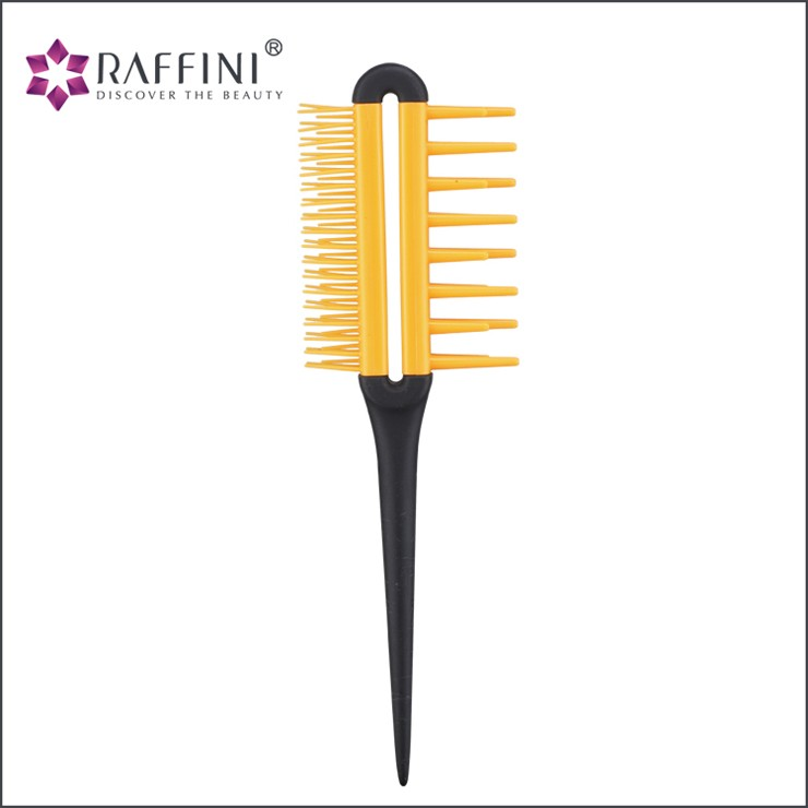 Stylish ABS/PP Wet hair brush