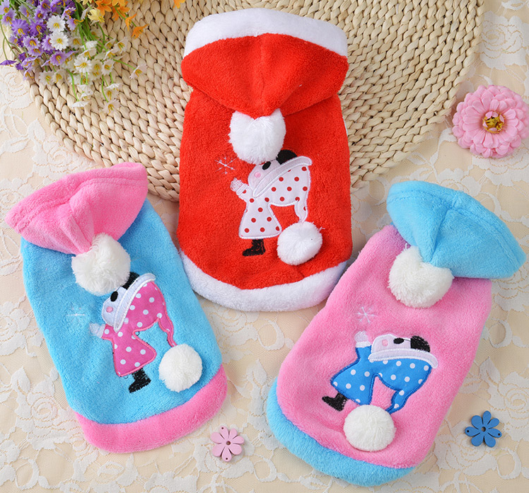 custom wholesale lovable dogs dog clothes for winter