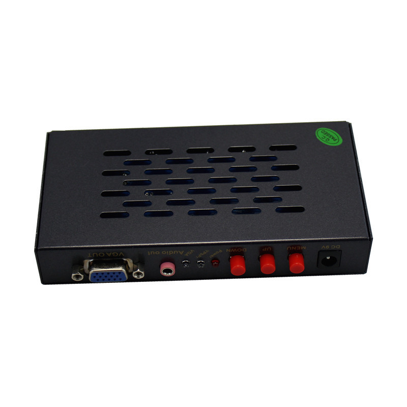 HighTek HK-YTV audio+<strong>R</strong>/L+YPbPr+VGA to VGA converter with audio support <strong>1080P</strong>