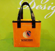 pp non woven cool bag for picnic wine lunch in sales