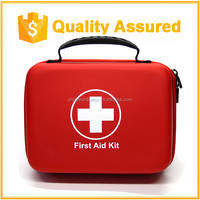 First Aid Kit From Patch-Up Designed For Family Emergency Care. Compact-Waterproof-PU Bag Is Ideal For Home-Car-Boat-Sports