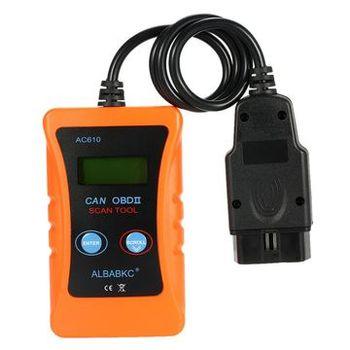 AC610 OBD OBDII Auto Car Diagnostic Scan Tool Code Reader Scanner for Audi, VW Volkswagen